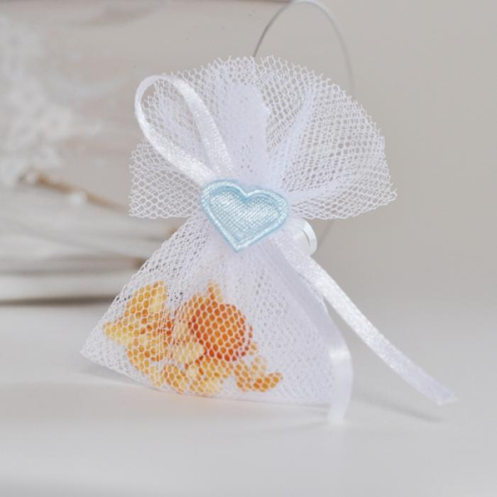 Wedding favor gift - Tulle Bonbonniere