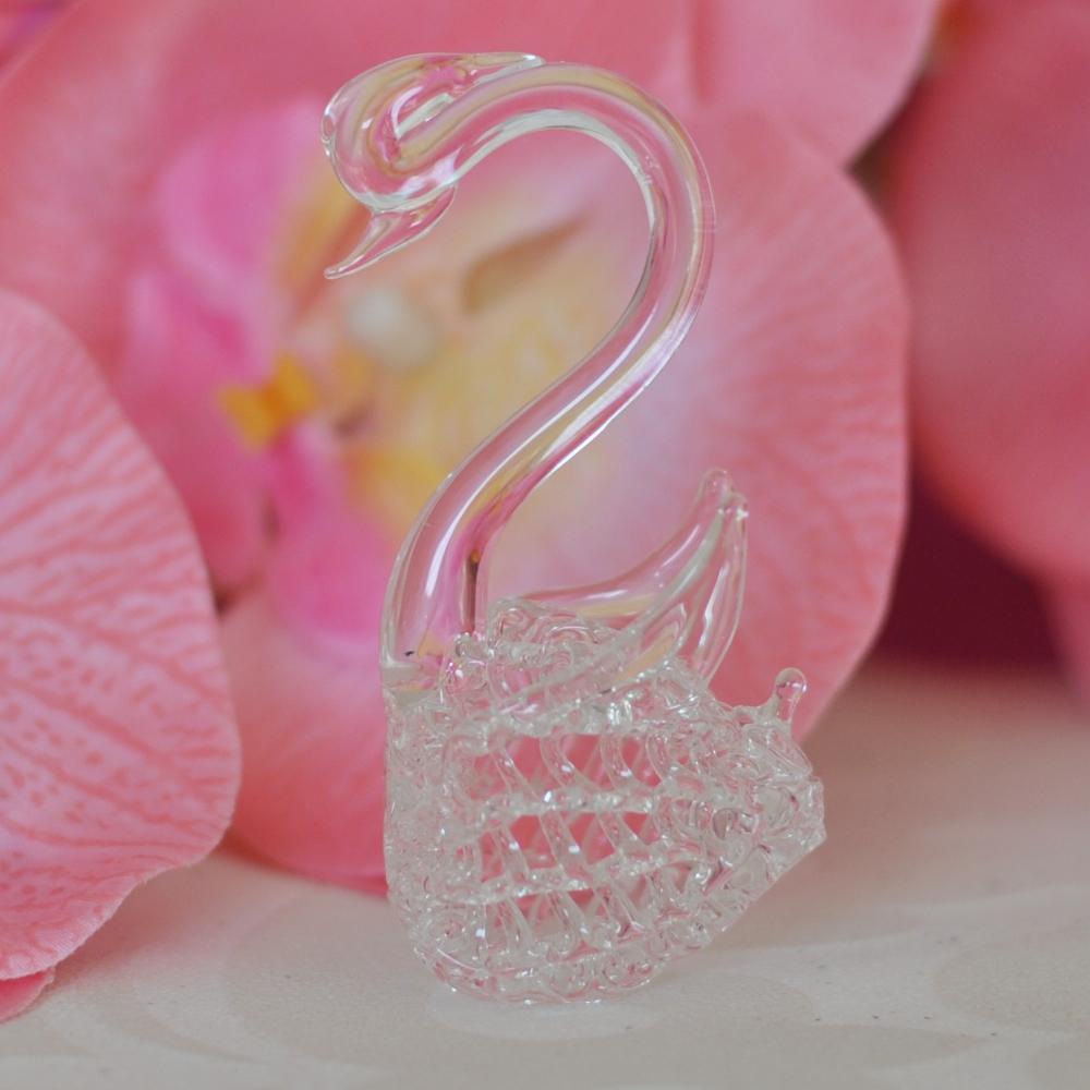 Crystal swan