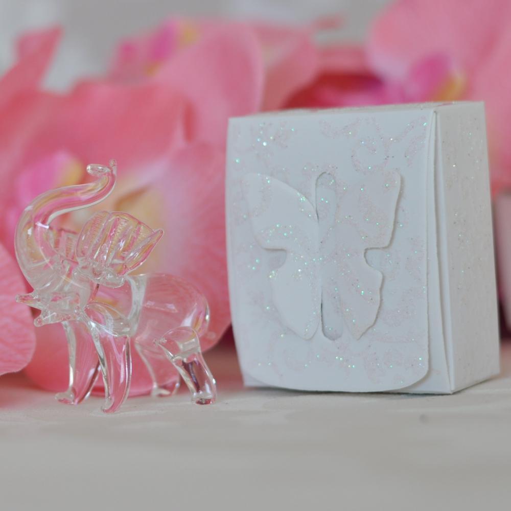 Crystal elephant