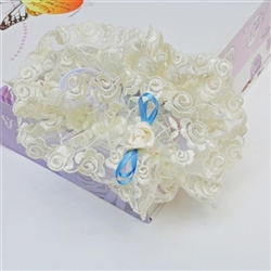 Luxury, bridal garter