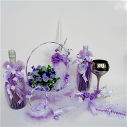 Wedding set - 8 products included